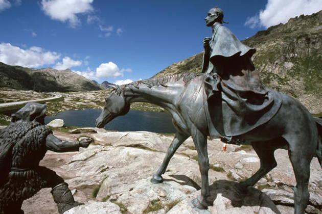 По следам Суворова: долина Левентина и перевал Сен-Готард