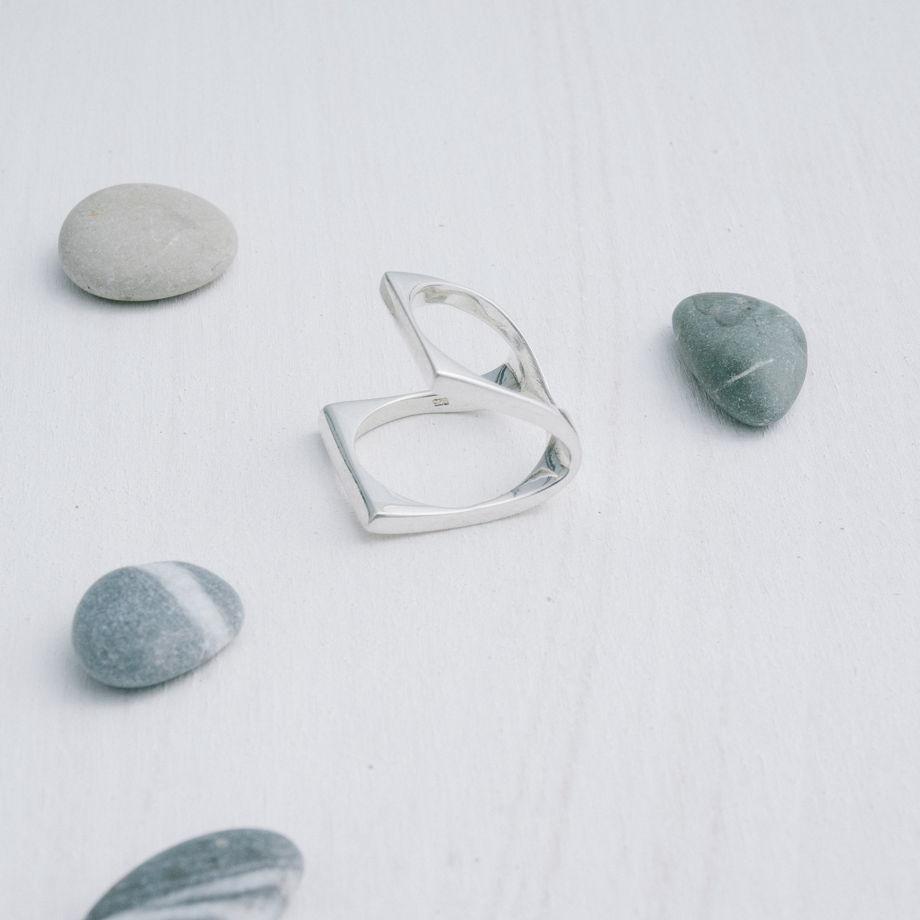 Кольцо трансформер «Геометрия»