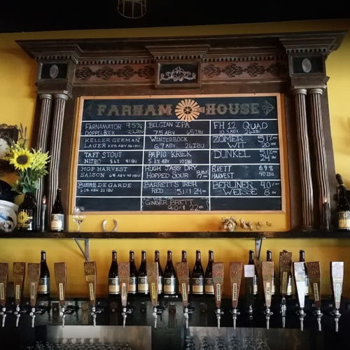Picture of Farnam House is now offering takeout