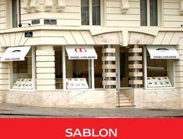 Sablon / Brussels center north/west