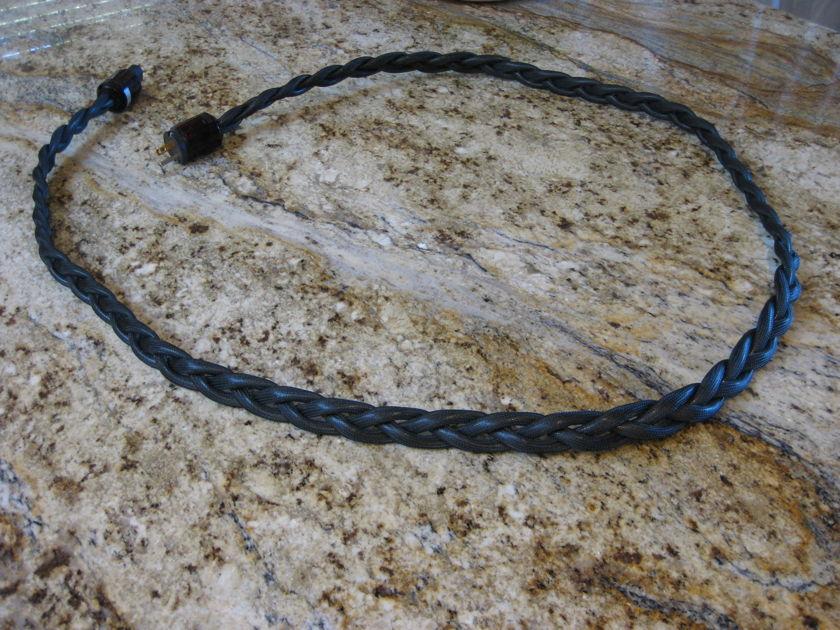 """LessLoss DFPC Original Power Cord 6' 9"""""""