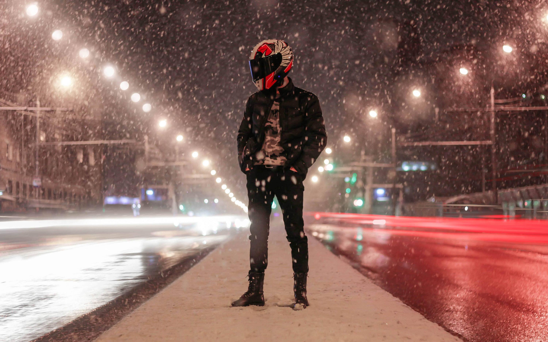 hiver trottinette electrique