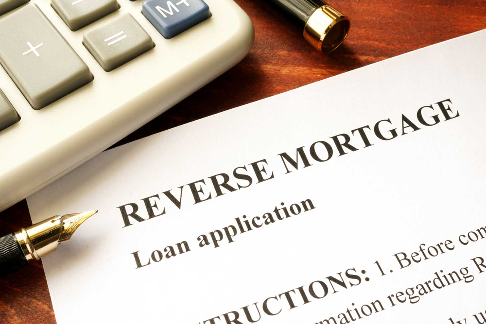 Top 8 Things To Know If You Are Interested In A Reverse Mortgage