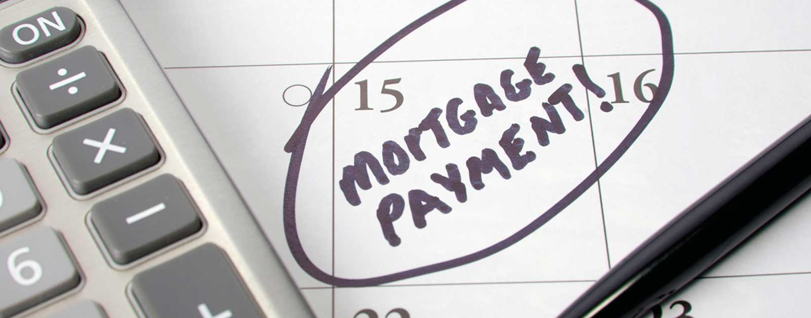 What combination of factors would result in the lowest monthly mortgage payment?