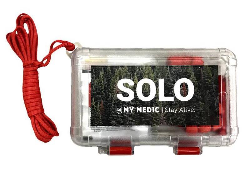 My Medic Solo, Survival FAK