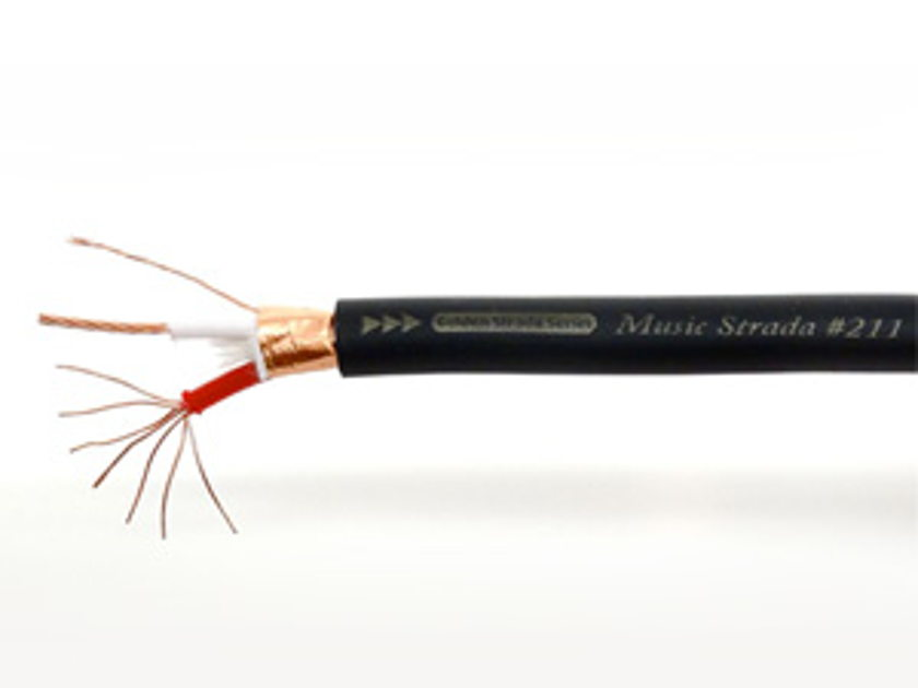 New! -- Nanotec #211 Interconnects -- New Hi-tech Japanese Copper and Gold/Silver Nano Particles (RCA and XLR) -- Free Trial and  $10 Shipping at Jaguar!