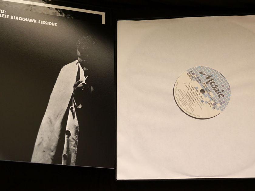Miles Davis - The Complete Blackhawk Sessions Mosaic MQ6-220 6LPs Box Set