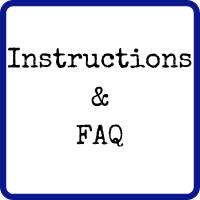 Instructions & FAQ