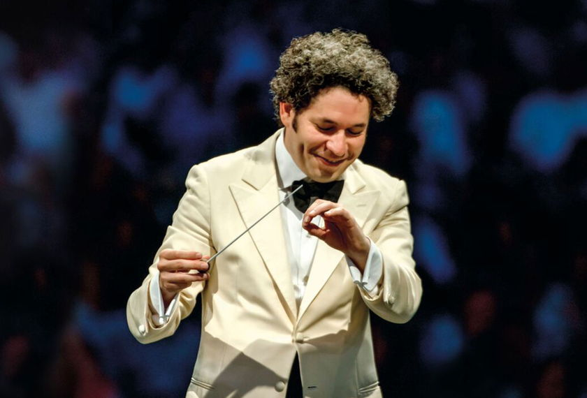 Dudamel Conducts Romeo and Juliet artwork