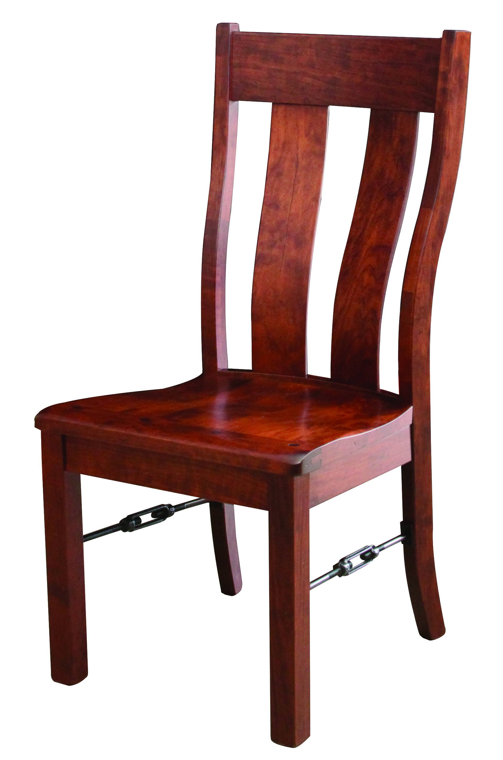 Bayfield Solid Wood, Handcrafted Kitchen Chair or DIning Chair from Harvest Home Interiors Amish Furniture