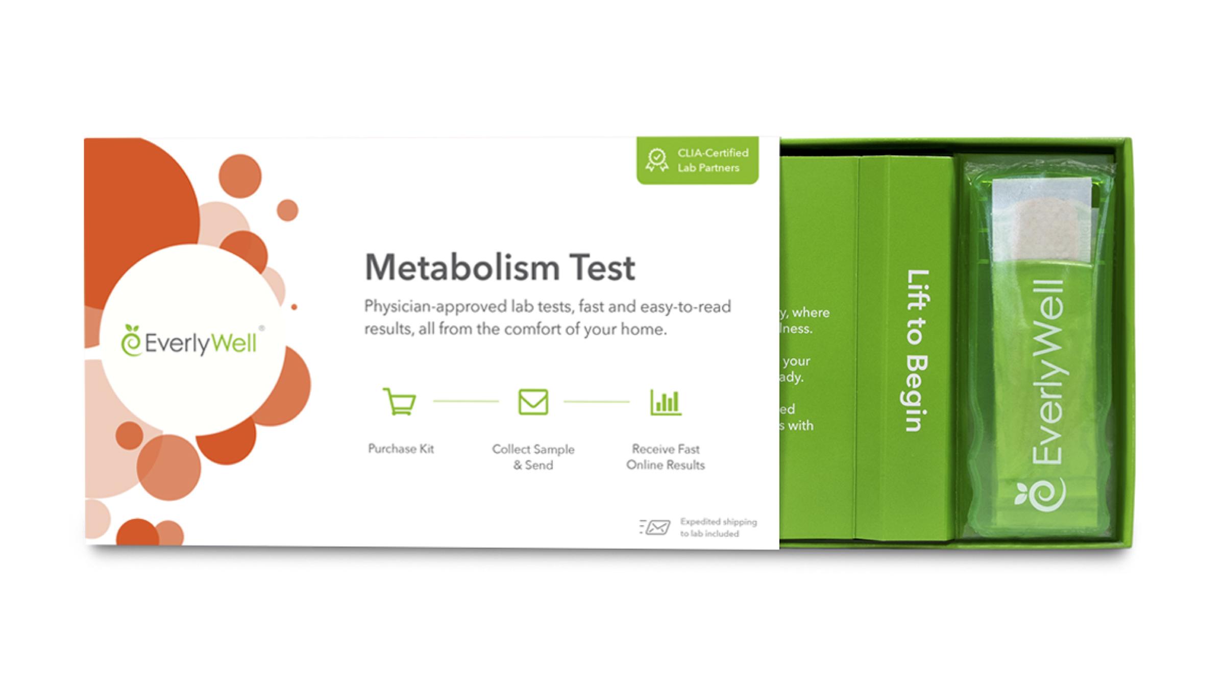 Metabolismtestopenbox