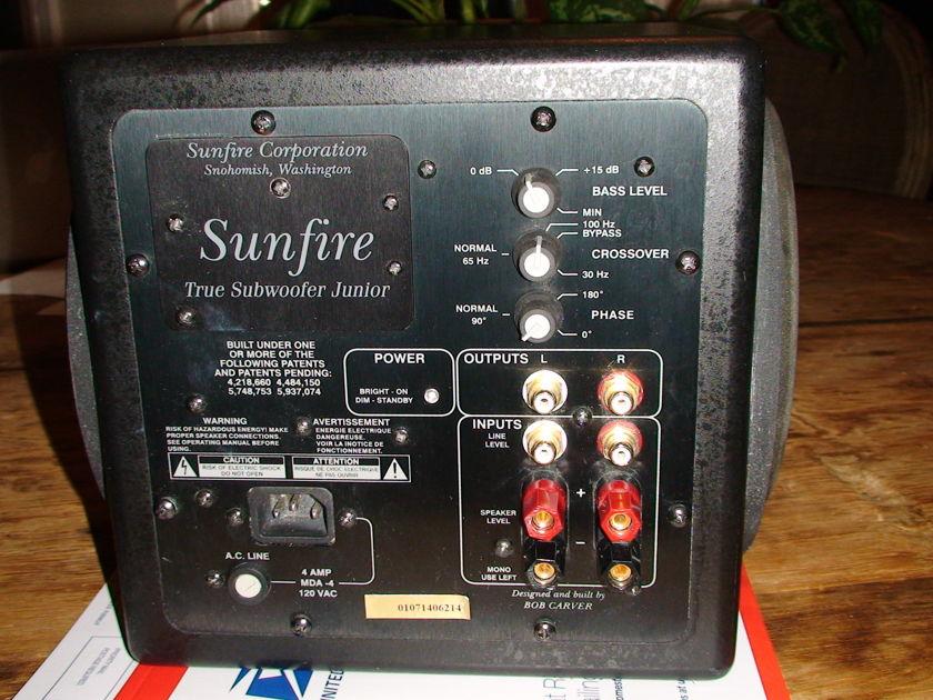 Sunfire True Subwoofer Jr
