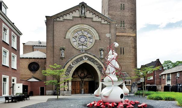 Из Кёльна в Гертогенбош: И.Босх, писающий мальчик, дома-шары и не только...