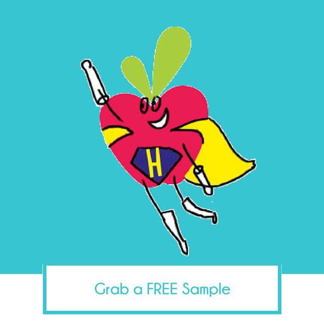 Free Sample - Happy Tummies