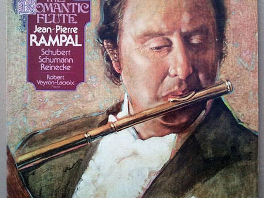 Rampal/Romantic Flute of - Schubert, Schumann, Reinecke / EX