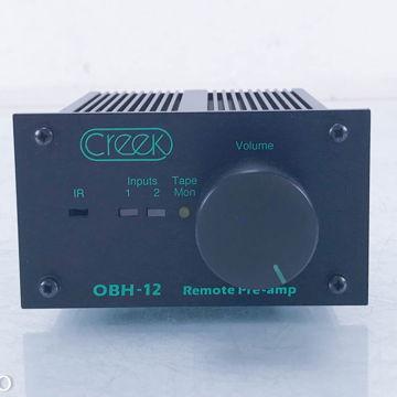 OBH-12 Passive Remote Preamplifier