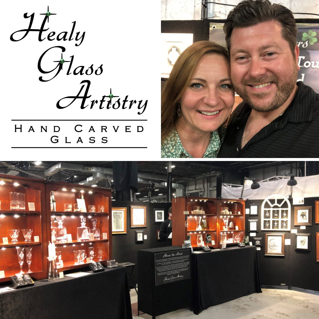 Healy Glass Artistry Celtic Festival Online