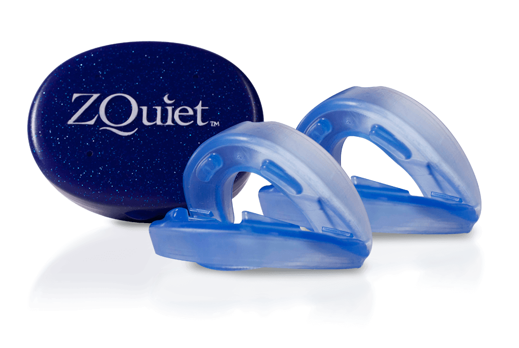 zquiet 2-pack with case