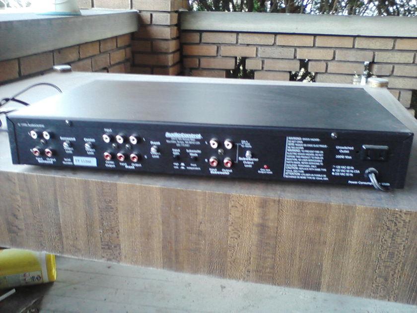 Audio Control Rialto 7-Channel Equalizer Excellent condition