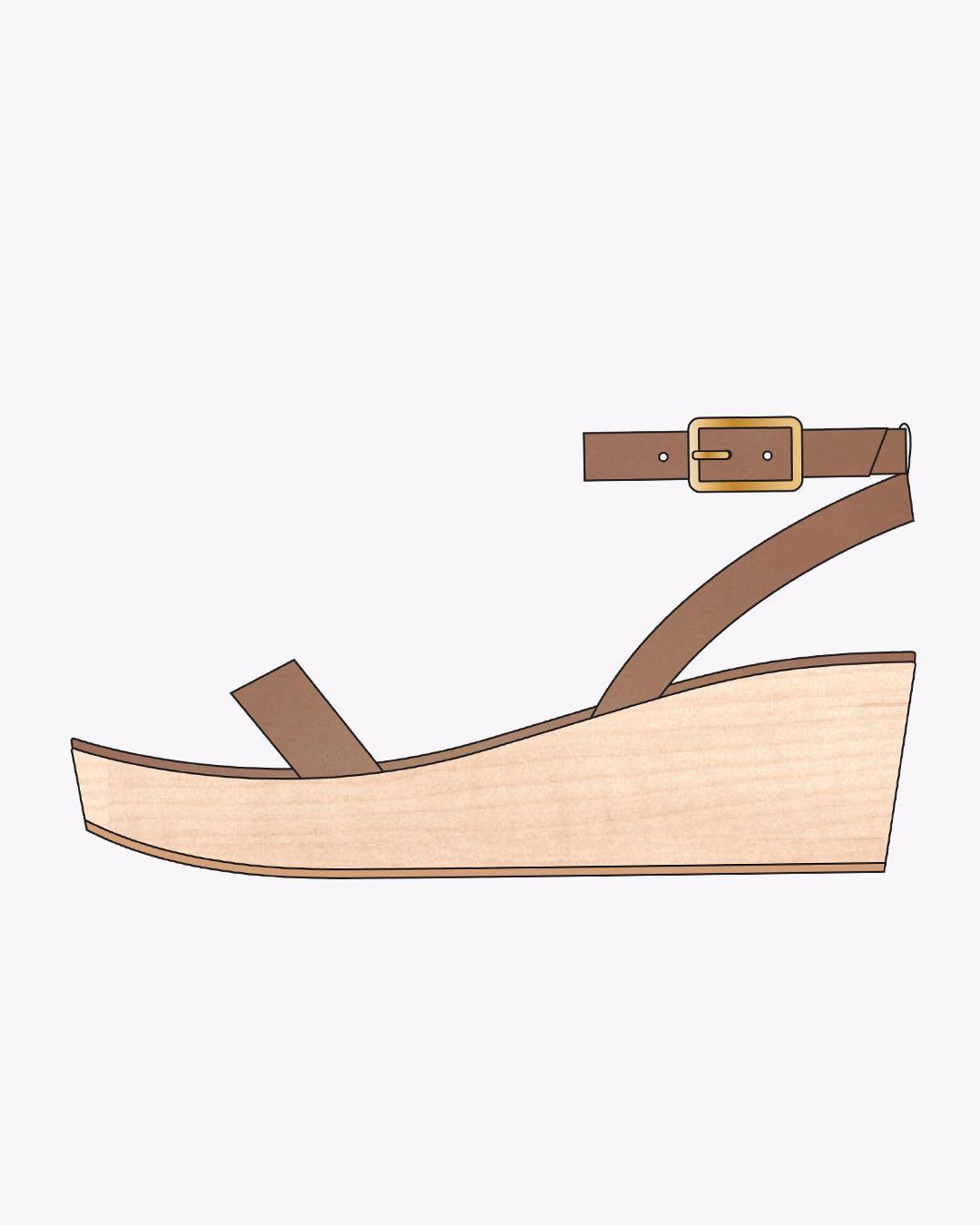 Nisolo Women's Platform Sandal