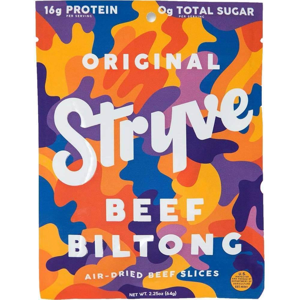 Stryve Beef Biltong Original