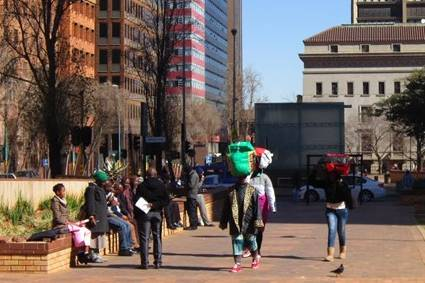Citywalk Downtown Johannesburg
