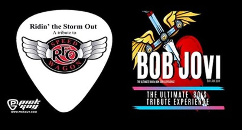 Ridin' the Storm Out - REO Tribute & Bob Jovi (Bon Jovi Tribute)