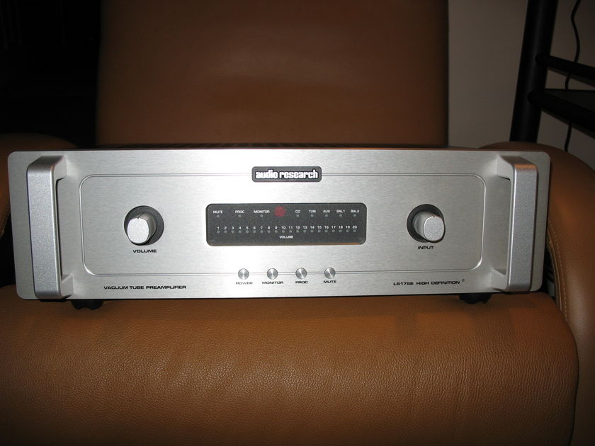 Audio Research LS 17SE Linestage Preamp Like New
