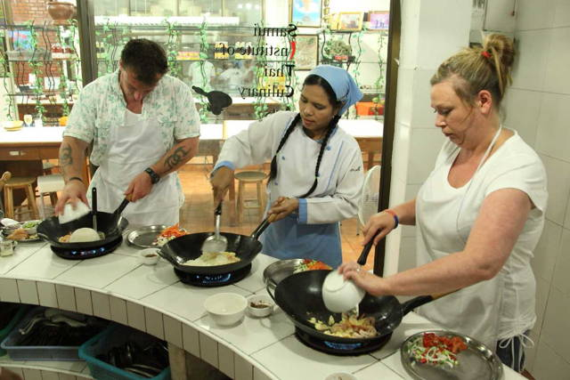 Half Day Cooking Class