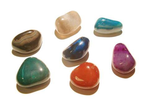 agate stones