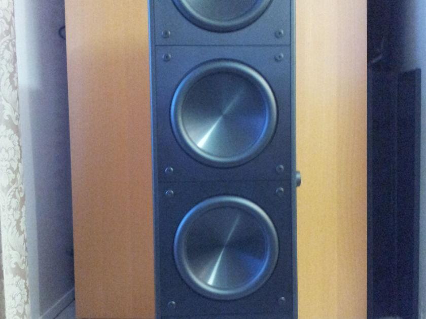 """James Loudspeaker L4000P 4x10"""" Passive Sub RARE!"""