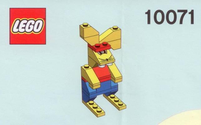 10071: Mr. Bunny