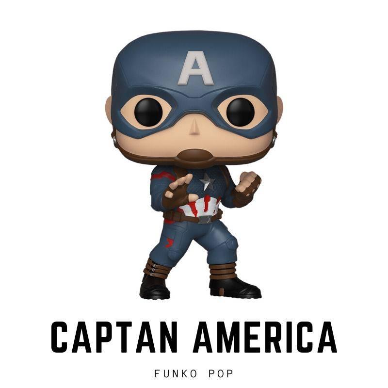 avengers, Avengers Endgame, Bobble head, bobble-heads, captain-america, Chris Evans, funko, marvel, Marvel Comics, movies, Superhero, under-1000, pop