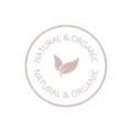 All natural ingredients logo