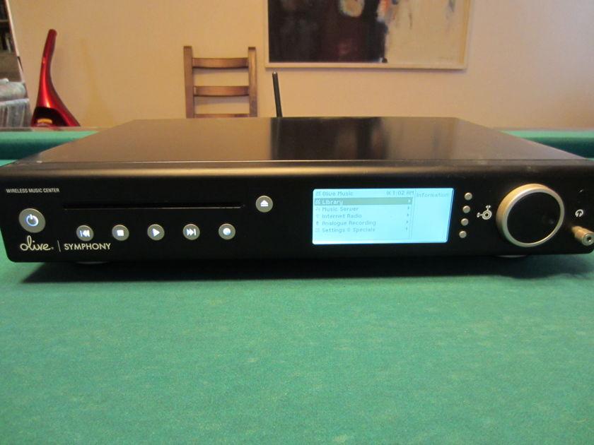 RWA Olive Musica Opus 3s Red Wine Audio modded Music Server