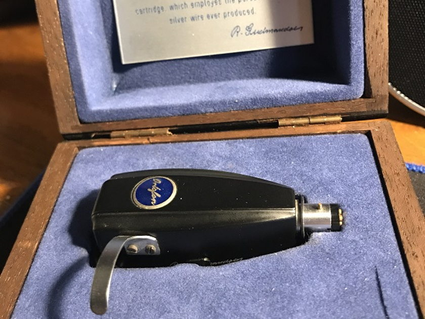 Ortofon SPU Meister Silver Original Ver.
