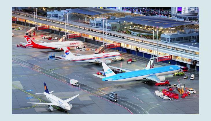 flughafen terminals tag