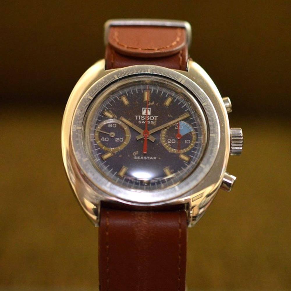 Tissot Seastar Chronograph vintage watch
