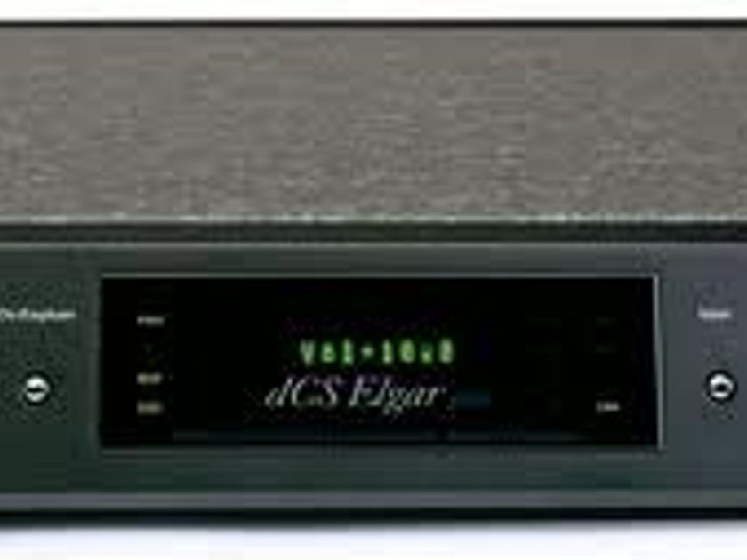 DCS  Elgar, Purcell, Verdi II  Complete System Everything included, cables, manuals, boxes, remotes