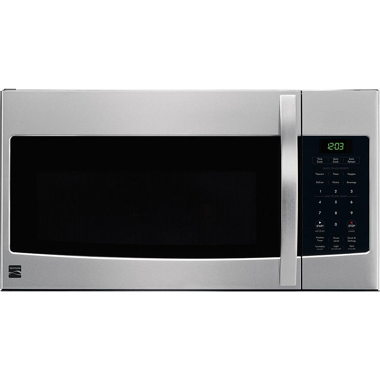 KENMORE 1.6 CU. FT. MICRO/HOOD COMBO STAINLESS