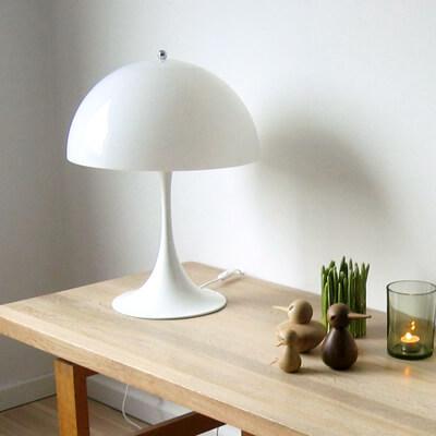 Louis Poulsen Mini Panthella Table Lamp