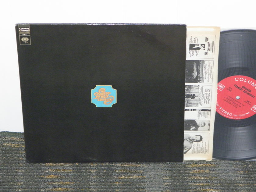 Chicago Transit Authority - Chicago Transit Authority NM Ist pressing w360 sound labels