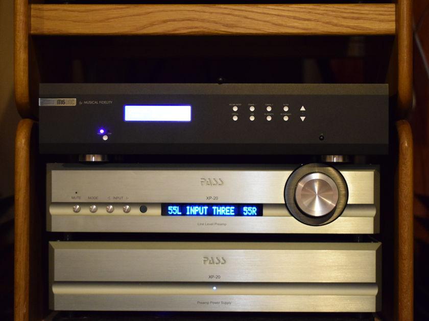 Musical Fidelity M6 DAC