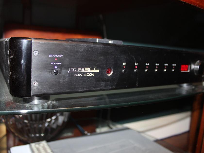 Krell KAV-400xi black