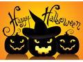 Happy Halloween Basket
