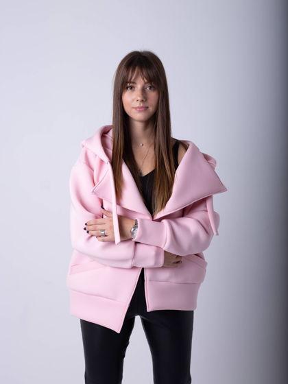 Куртка Бомбер универсальный «Зефирный»