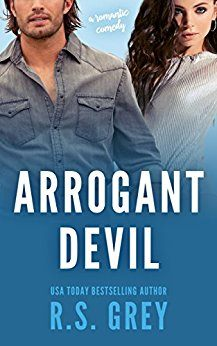 Cover for Arrogant Devil by R.S. Grey