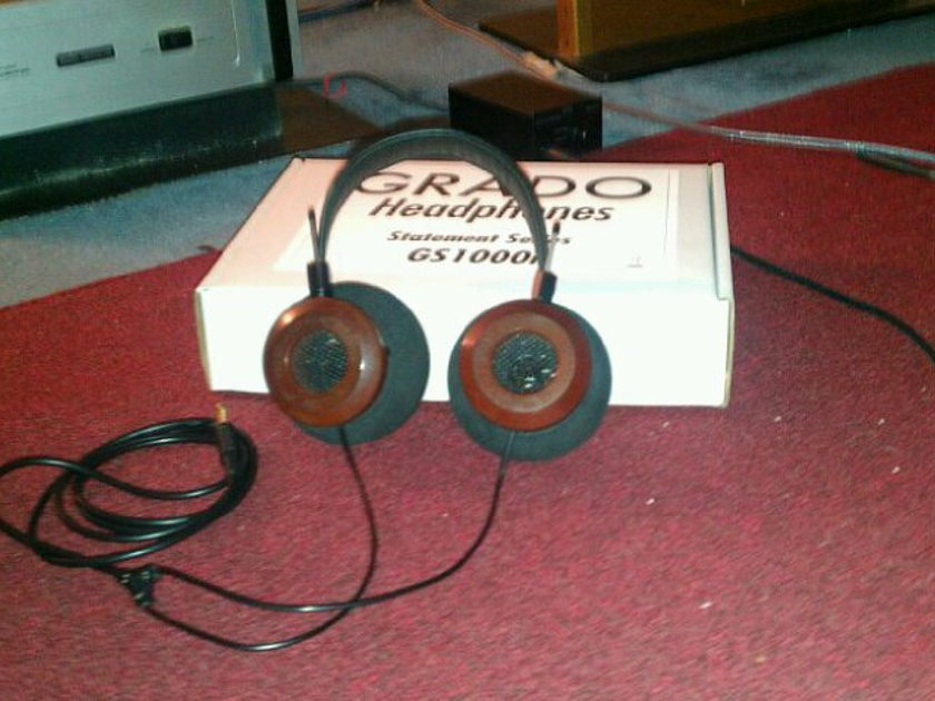 Grado GS 1000 Headphone