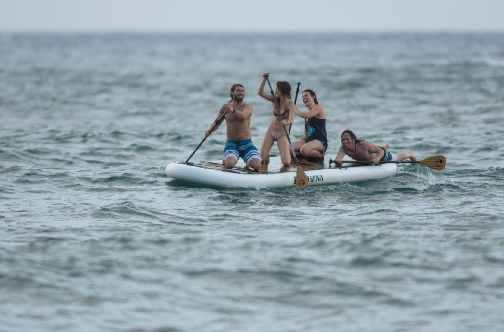 Oahu Nui Giant stand up paddle board supsquatch