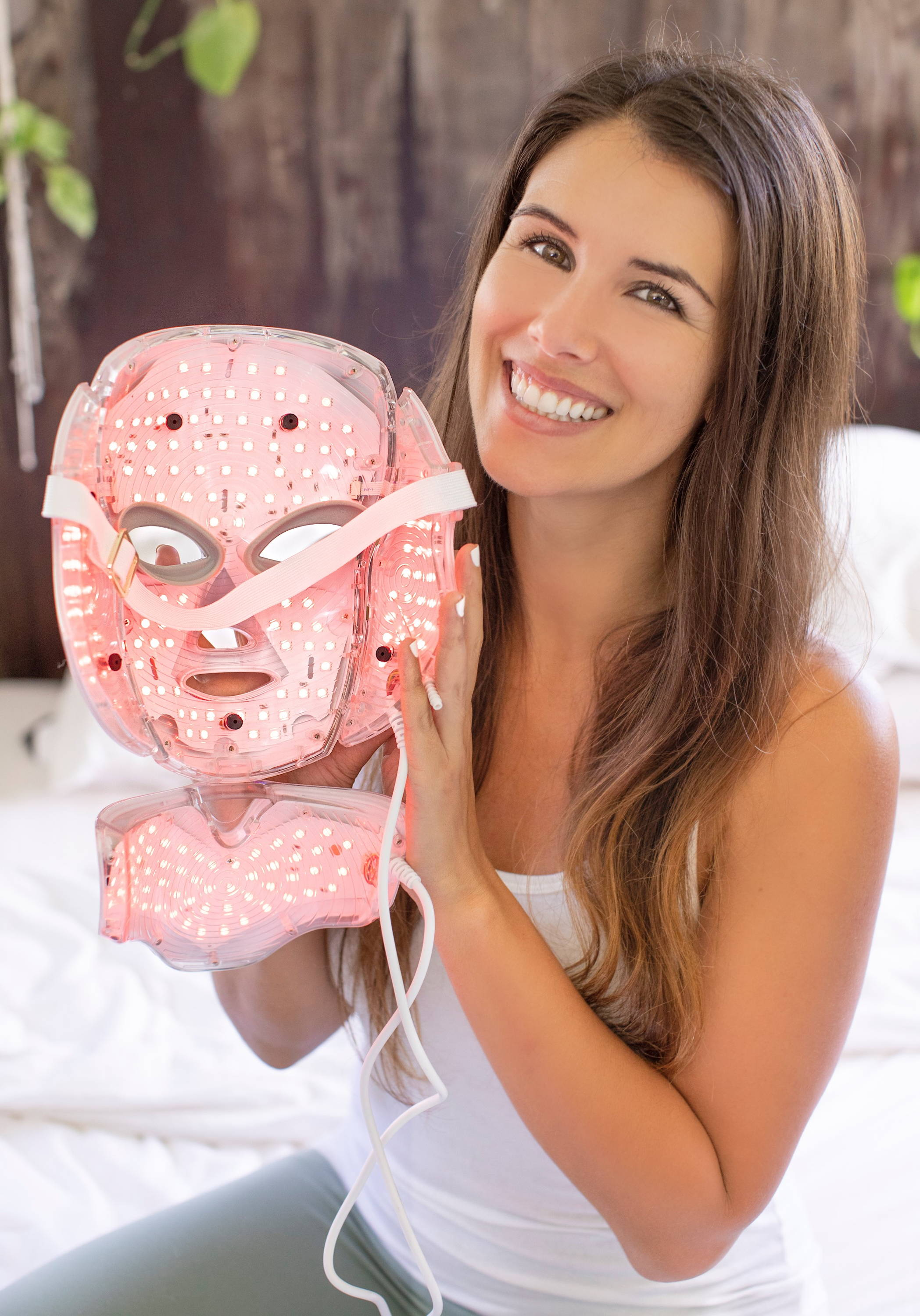 Professional LED Face Mask, LED Light Therapy, Light Therapy Acne Mask, Light Therapy Mask, Light Mask, Light Mask Therapy